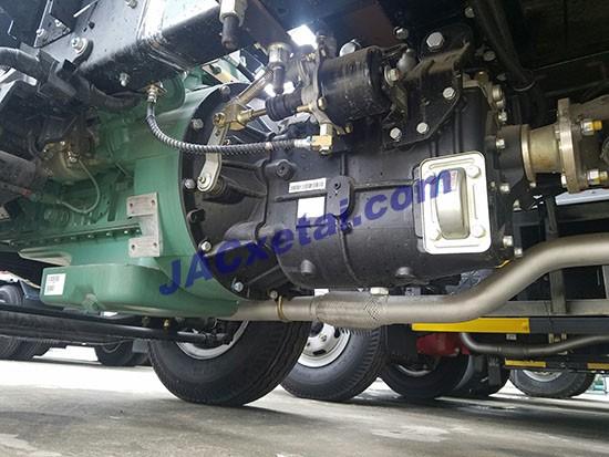 Hộp số xe tải jac 7.25 tan