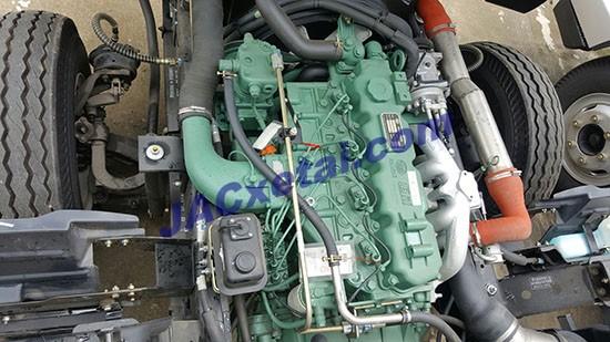 Động cơ FAW xe tai jac 7t25