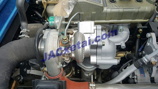 Turbo động cơ jac 1,9 tan