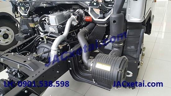 Turbo xe jac 2,4 tan