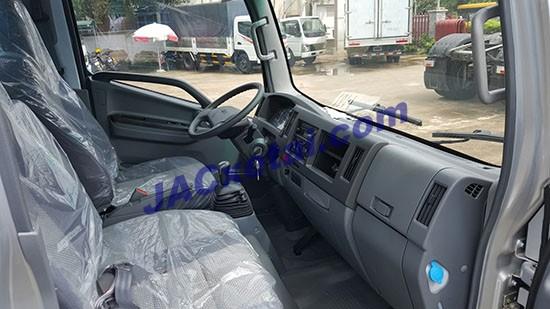 Cabin hông xe jac 3t45