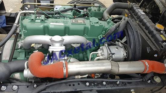 Turbo xe tai jac 6t4