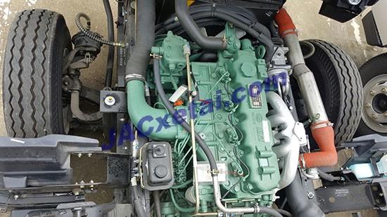 Động cơ FAW xe tai jac 6t4