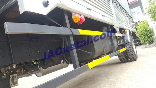 Cảng thùng xe tai jac 6t4