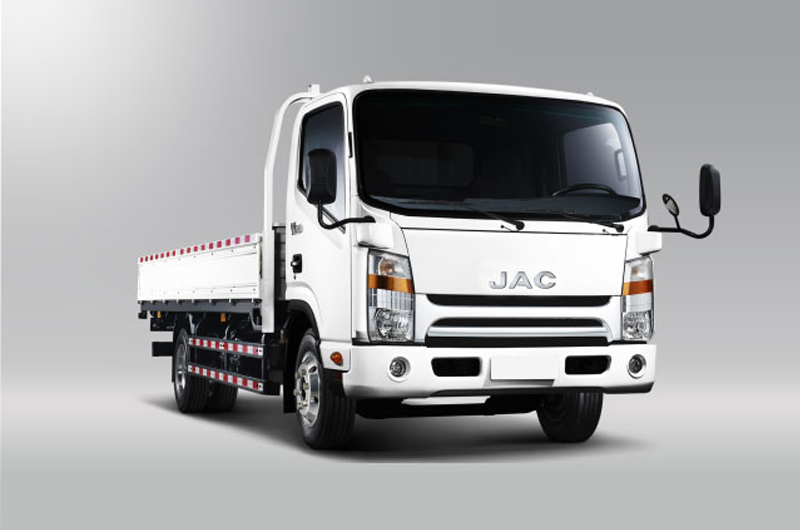 Xe tải Jac 1.65 tấn cabin chassis