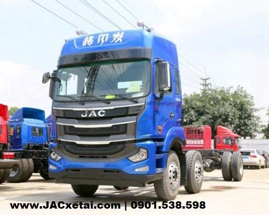 xe tải jac a5 mới 2020