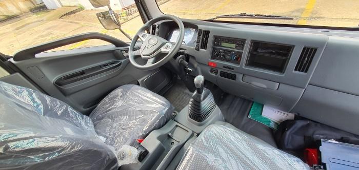 nội thất cabin jac n800