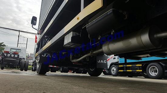 cảng thung xe tai jac 4t9