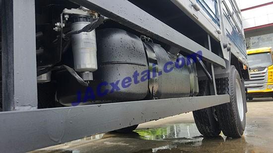 Thùng nhiên liệu xe jac 1t9