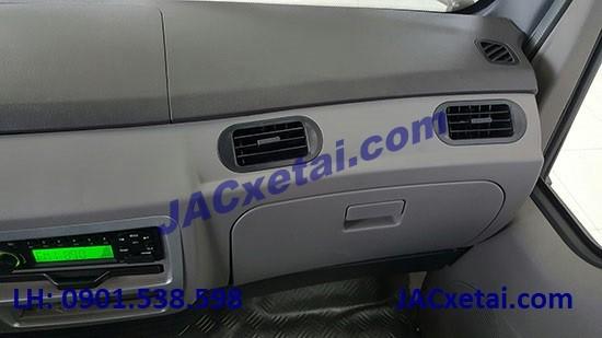 Hệ thống cửa máy lạnh xe tai jac 1,9 tan