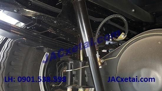 Hệ thống treo xe jac 1,9 tan