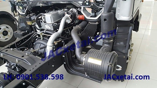Turbo xe jac 2,4 tan