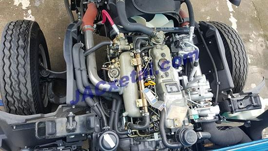 Động cơ công nghệ isuzu 3t45