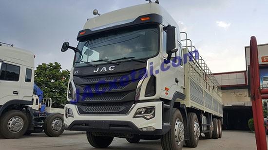 XE TAI JAC 5 DO K5