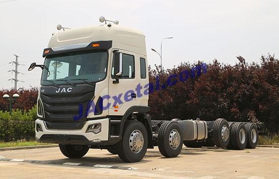 XE TAI JAC 5 CHAN K5