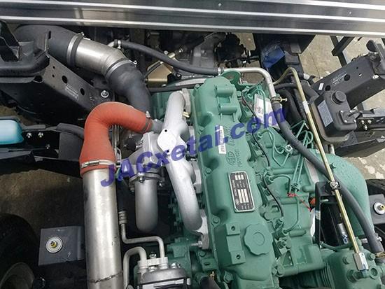 Động cơ xe tai jac 9,1 tan